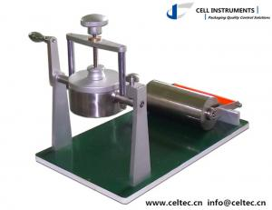 China Paper water absorptiveness tester COBB tester with blotting paper 10Kg roller COBB testing on sale