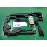Multi / Single cavity Plastic Injection Molding Parts High precision Gun Covers