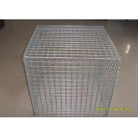 China 2x2 inch ,3.0mm Wire Thickness Galvanized Welded Wire Mesh Gabion Box Sold Well In Middle East  Product Description  Ap on sale