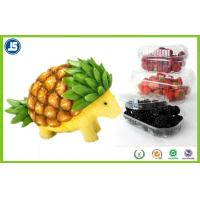 Biodegradable Plastic Blister Packaging As Fruit Container / Fruit Tray