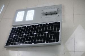 China High Power Luminous Solar Street Light Waterproof Solar Led Street Lamp on sale
