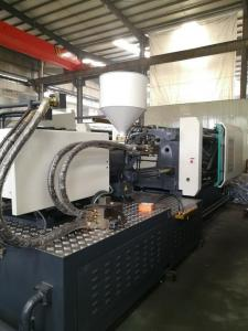 China Electric Switch Socket Making Machine / Injection Molding Machine 330L Oil Tank on sale