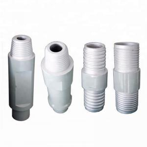 China Carbon Steel Downhole Drilling Tools API Drill Pipe Coupling Pin Box Sub Adaptor on sale