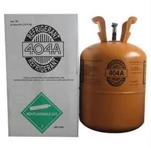 CAS No  75-02-3 Mixed refrigerant gas R404a R125/R134A/R143A
