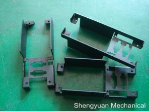 China Aluminium Alloy Sheet Metal Bending Stamping Parts For industry on sale