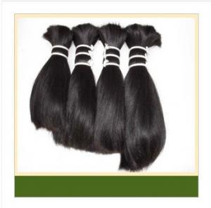 China Raw Human Hair Bulk Brazilian Hair Bulk on sale