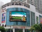 3.8 V/40A Power Supply P8 Advertising Led Display Screen Consumption 165W/㎡ SMD3535