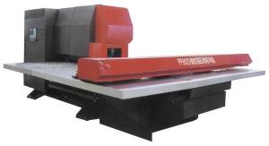China 300 HPM AMD-Y25 Hydraulic hole punch press, amada CNC Turret Punching Press on sale