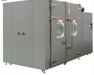China PID Control Walk In Test Chamber 20%~98% RH Stainless Steel Pate Easy Installation on sale