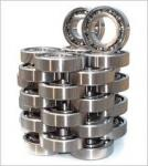 ABEC-5 High-speed Bearing, Double Row Deep Groove Ball Bearings 6003 For Automobiles