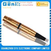 My Genik Tattoo Gun Pen , Permanent Makeup Pen Machine For Eyebrow Lip Skin