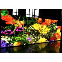 3D Effect Video Wall Rental , Indoor Full Color LED Display P4.81 Rgb Single Chip