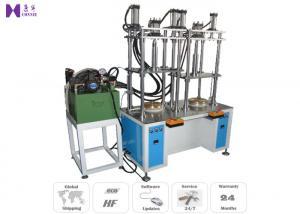 China Semi Auto PVC Cylinder Forming Machine Tube Dia 200mm 0.6Mpa Air Pressure on sale