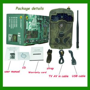 China 12 Megapixel MMS Hunting Camera Acorn Outdoor Covert With Motion Detection camera 3g outdoor on sale