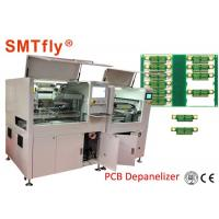 1.5KW PCB Separator Machine CCD Vision - Online PCB Boards Separation SMTfly-F05 Durable