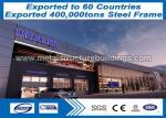Lightweight Steel Frame Construction Prefab Buildings Nz Long - Span