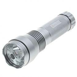 China High power led torch/rechargeable led torch light/ led torch keychain/rechargeable led torch with CREE Q5 3W on sale