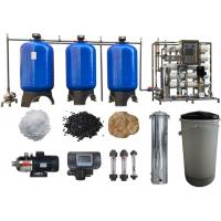 Powerful 5T/H Automatic Salt Free Agriculture Water Softener RO System 5000LPH