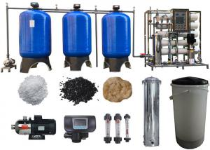China Powerful 5T/H Salt Free Agriculture Water Softener System 5000LPH Automatic on sale