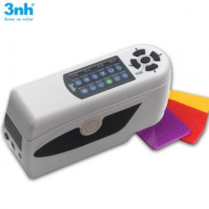 China 3NH brand shenzhen color meter nh300 portable colorimeter spectrometer lab instrument manufacturer with 8mm aperture on sale