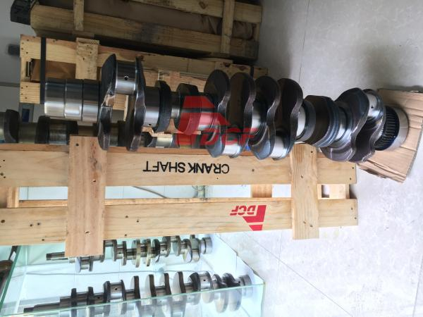 D6D Diesel Engine Crankshaft Mini Excavator Parts EC210 VOLVO
