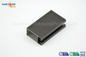 China Anodizing Surface Structural Aluminum Extrusions Window Frame AA6063 T5 on sale
