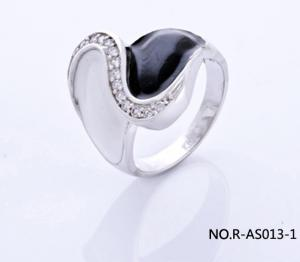 China Silver Ring on sale