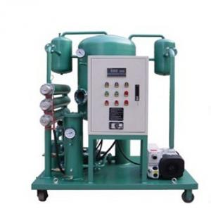 China TOP portable oil water separator system for high water content in oil,reudce moisture down to 50PPM, long life time on sale