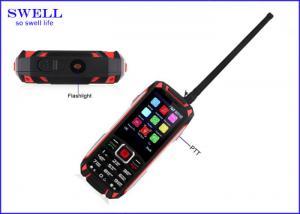 China Mini Smartphone prenda impermeable industrial Smartphone Sim dual de IP67 con FM on sale