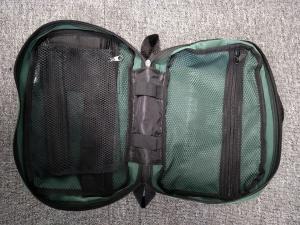 China Custom printed First Aid Kit strong Nylon Polyester Fabric bag on sale