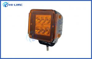 China NEW LED Work Lights For Trucks 18 Watt 3 Inch Color Cover Cree Chip Auto Light on sale