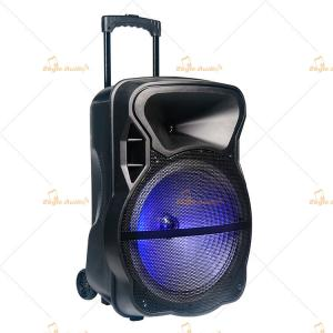 China 15 Wireless Pro Audio PA Speakers Battery Powered Remote Control on sale