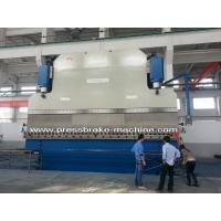 Metal Bending Brake CNC Hydraulic Mechanical Press Brake For Metal Sheet