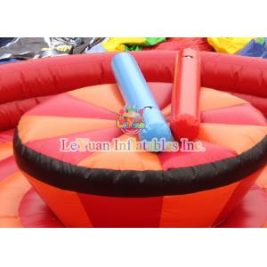 China Jeu joutant intéressant du gladiateur EN14960 d'arène gonflable de joute on sale