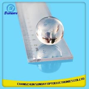 China 0.6mm -300mm Ball Lens Optical Lens BK7k9 Sapphire Fused Silica(JGS1) Caf2 ZnSe Ruby on sale
