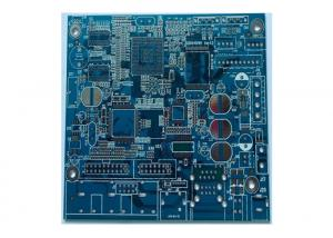 China FR-4 Aluminum Material Multilayer Pcb Fabrication , 10 Layer Pcb Circuit Board on sale