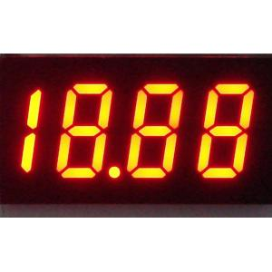 China 7 segment LED display single numeric_one numeric digit led display red color on sale