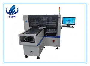 China 8 Head Smt Mounting Machine , Smt Mounter Machine For Strip / Downlight Panel E6T on sale