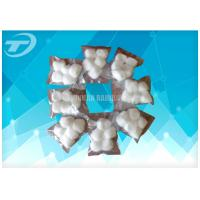 China 100% Pure Sterile Cotton Wool Balls For Medical Use 0.5g Color & White on sale