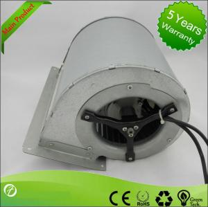China EC Input Double Inlet Centrifugal Fans / Forward Curve Fan Blower 133 * 190mm on sale