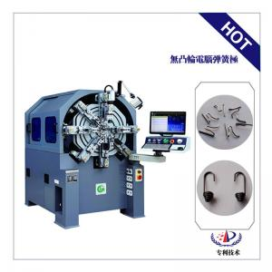 China High Efficiency CNC Spring Coiling Machine With Good Price Made In China on sale