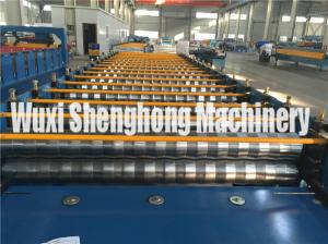 China High Efficiency Wall Panel Roll Forming Machine For Making Wallboard on sale