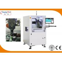 China 0.02mm Precision Conformal Automated Dispensing Machines IPC + Control Card on sale