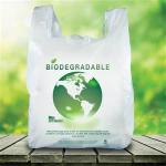 Durable T-Shirt Grocery Bags