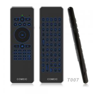 China Mini RF Wireless Fly Air Mouse Remote Control Backlit Keyboard Onida Samsung Lg Smart TV on sale