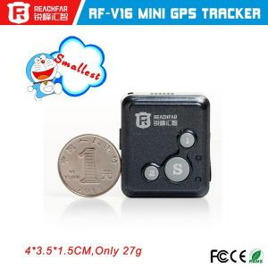 China Smallest gps gsm tracker/gps tracking device long battery life/cow gps tracker on sale
