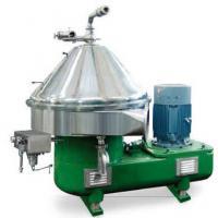 China Special Design Milk Cream Centrifugal Separator Machine Used Beer Separator / Clarifier on sale