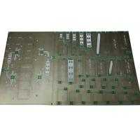 RF combiner Rogers + FR4 High Frequency Pcb Design And Fabrication 0.5mm Thickness