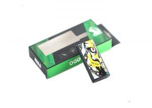 China Magnet Vape Small Box Mod , Portable Electronic Box Mod CE Certification on sale