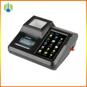 China Portable 5 inch screen RFID Pos equipment for lottery project---Gc005 on sale